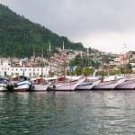 Port in Angra dos Reis Rio de Janeiro — Stock Photo #36586769