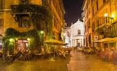 Old street in Rome — Stock Photo