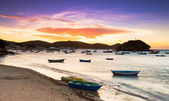 Sunset in Buzios, Rio de Janeiro — Stok fotoğraf