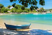 Beach of Ossos in Buzios, Rio de Janeiro. Brazil — Stock Photo