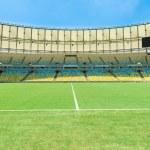 The Maracana Stadium in Rio de Janeiro — Stock Photo #44708167