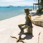 ������, ������: Seafront of Brigitte Bardot in Buzios Rio de Janeiro