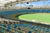 Estádio do maracanã, no rio de janeiro. brasil — Foto Stock