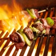 Beef shishkababs — Stock Photo #33580635