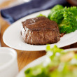 Steak dinner — Stock Photo #33595411
