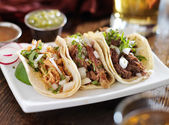 Mexican food — Stock Photo