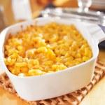 Baked Macaroni — Stock Photo #43547861