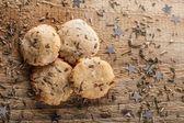 Biscotti di natale — Foto Stock