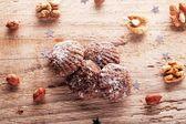 圣诞饼干 — 图库照片
