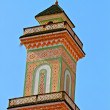 Minerat of a mosque — Stock Photo