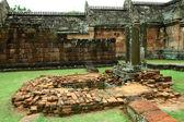 Phanomrung hrad historický park, thajsko. — Stock fotografie