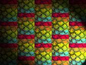 Textura de abacaxi — Fotografia Stock