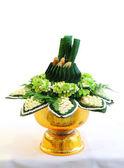 Thai wedding ceremony. — Stock Photo