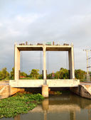 水門川 — ストック写真