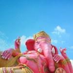 Ganesha god of hindu — Stock Photo