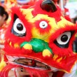 Lion dance — Stock Photo #33023263