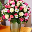 Bouquet of flowers ready for wedding ceremony — 图库照片