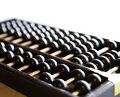 Vintage abacus — Stock Photo