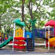 Stock Photo: Playground for children