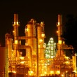 Stock Photo: Petrochemical industry