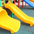 Stock Photo: Colorful playground for children