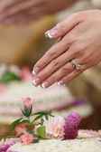 Thai wedding — Stockfoto