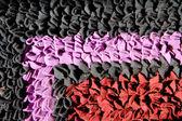 Old carpet texture — Stock Photo