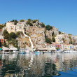 Stock Photo: Greece. On island of Symi.