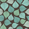 Royalty-Free Stock Vektorgrafik: Wallpaper pattern