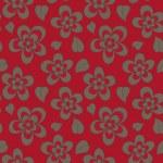 Wallpaper seamless pattern, fashion design, vector — Stock Vector #36002657