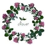 Vector floral card — Stock Vector #50977535