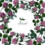 Vector floral card — Stock Vector #50977547