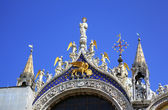 San Marco Cathedral, Venice, Italy — Stock Photo