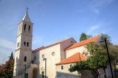 Franciscan Church and Monastery. Shibenik (Sibenik), Croatia — Stock Photo
