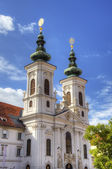 Mariahilfer church in Graz, Austria — Stock Photo