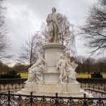 Statue of Johann Wolfgang von Goethe. Berlin, Germany — Stock Photo #18684269