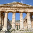 Doric Temple in Segesta, Sicily, Italy — Stock Photo