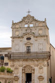 Saint Lucia alla Badia church in Syracusa. Sicily, Italy — Stock Photo