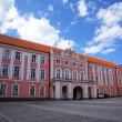 Stock Photo: Parliament of Estonia. Tallinn, Estonia