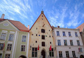 Guild house in old city. Tallinn, Estonia. — Stock Photo