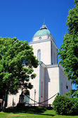 Church in Suomenlinna (Sveaborg). Helsinki, Finland — Stock Photo