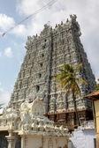 Templo de suchindram. kanniyakumari, tamil nadu, kerala, india — Foto de Stock