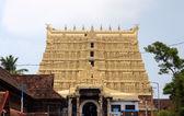 Sree Padmanabhaswamy Temple. Thiruvananthapuram (Trivandrum), Kerala, India — Stock Photo