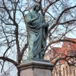 Stock Photo: Nicolaus Copernicus monument. Torun, Poland
