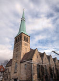 Church of St. Nikolas. Hameln, Germany — Stock Photo