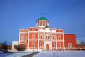 Church of the Epiphany at territory of Kremlin. Tula, Russia — Stock Photo