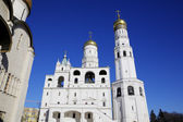 Bell tower of Ivan the Great. Moscow Kremlin, Russia — Stock Photo