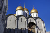 Assumption cathedral. Moscow Kremlin, Russia — Stock Photo
