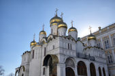 Cathedral of the Annunciation. Moscow Kremlin, Russia — Stock Photo
