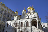 Cathedral of the Annunciation. Moscow Kremlin, Russia — Zdjęcie stockowe